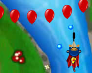 Bloons super monkey j�t�k