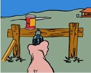 Drunk shooter online játék