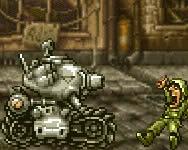 Metal Slug lövöldözős játék