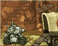 Metal Slug 2 lövöldözős online játékok