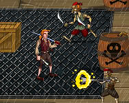 Pirate Hunter online játék