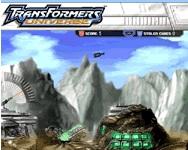 Transformers lövöldözős játék